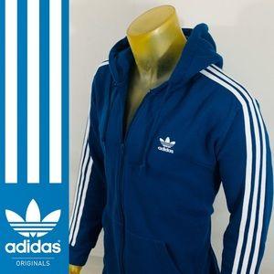 Adidas Original Hoodie Zip up Jacket